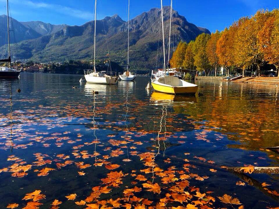 Lecco-como-italy-autumn